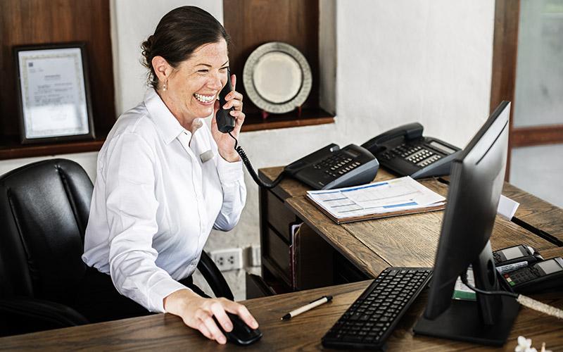 Telephone Member Service